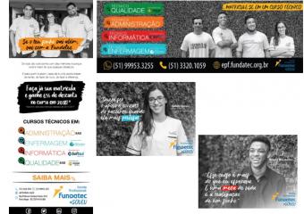 """Fundatec – Campanha """"Sonhos"""""""